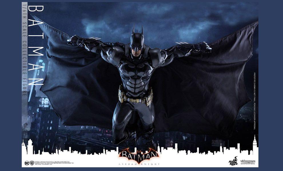 HOT TOYS VGM26 VIDEOGAME 1/6 BATMAN ARKHAM KNIGHT
