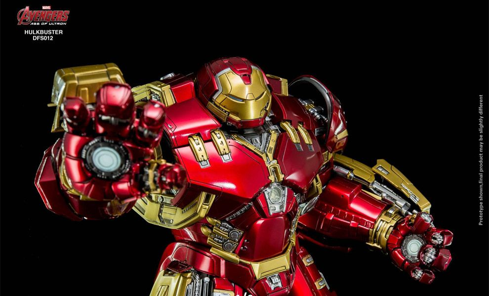 KING ARTS DFS012 AVENGERS AGE OF ULTRON HULKBUSTER