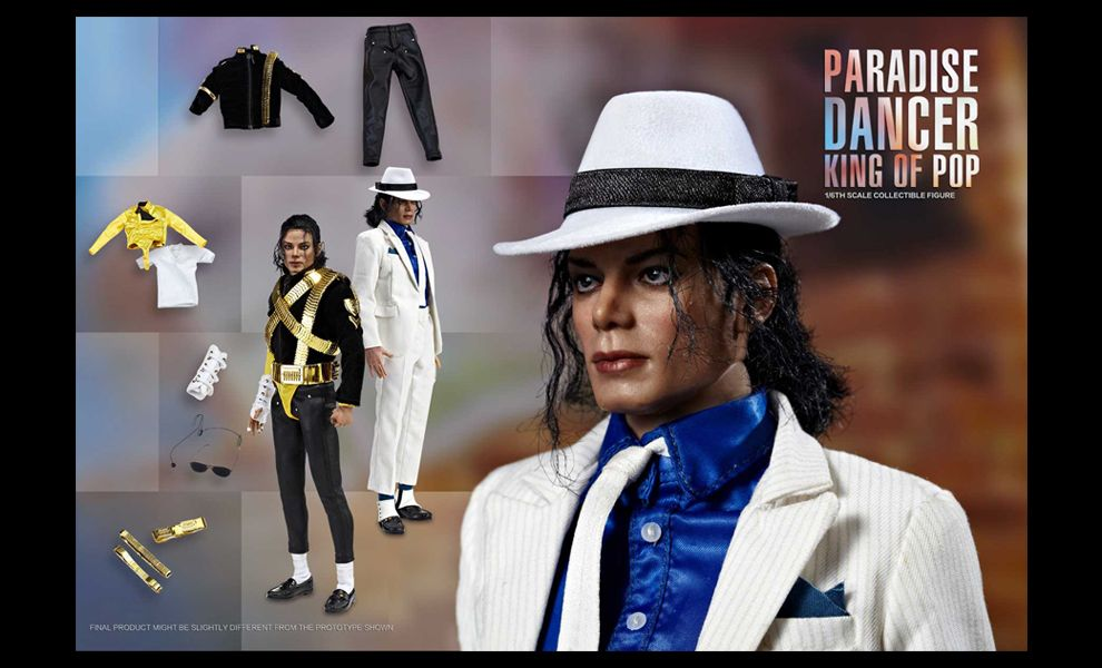 KING OF FIGURE KF003B DX PARADISE DANCER KING OF POP DANGEROUS