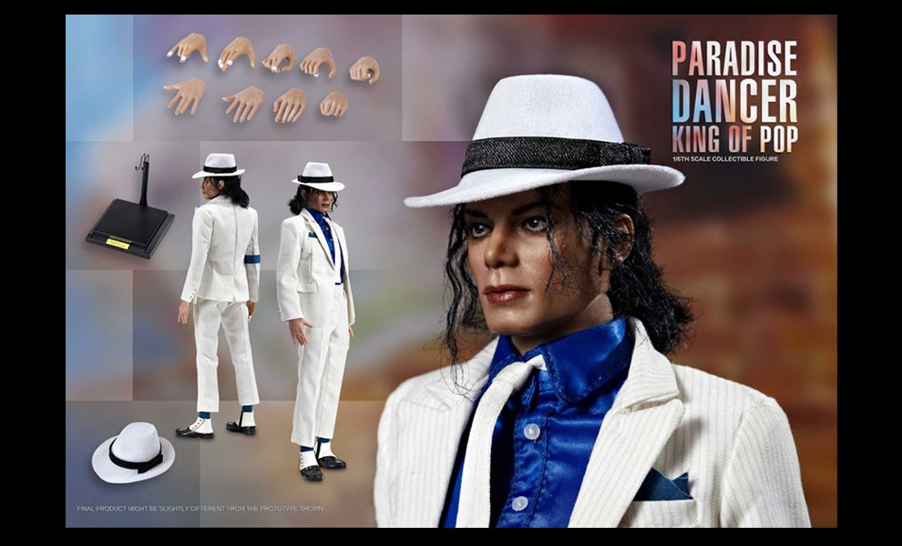 KING OF FIGURE KF003A PARADISE DANCER KING OF POP SMOOTH CRIMINAL