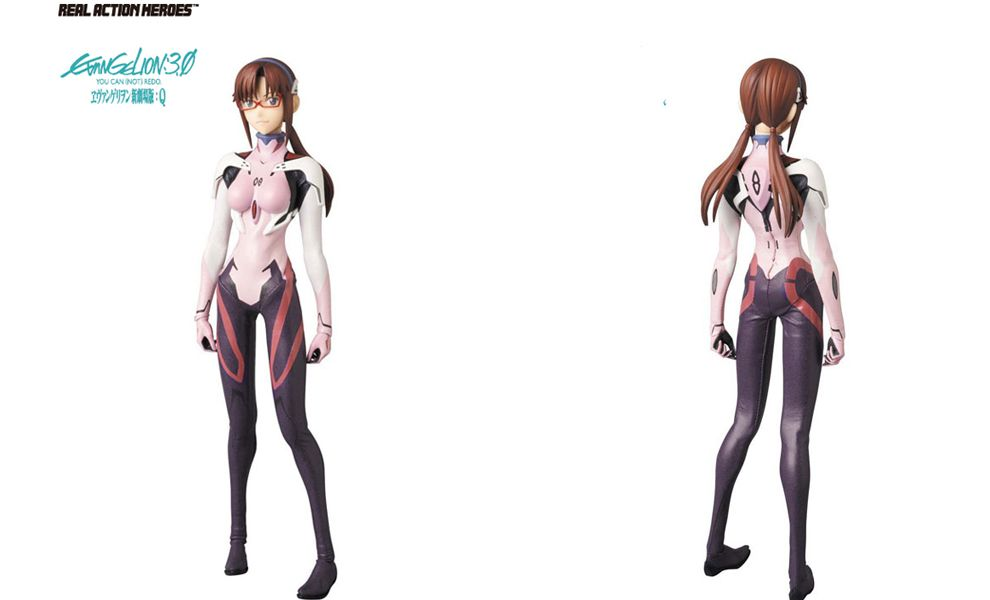MEDICOM RAH-585 EVANGELION 3.0 NAGISA KAWORU Illustrious Uniform