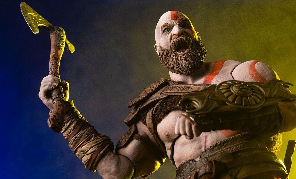 MONDO-God-of-War-Kratos-1/6-ACTION-FIGURE