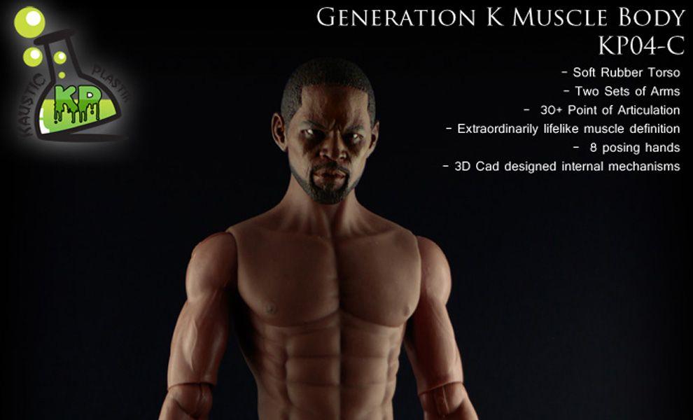 KAUSTIC PLASTIK GENERATION K MUSCLE BODY KP04-C
