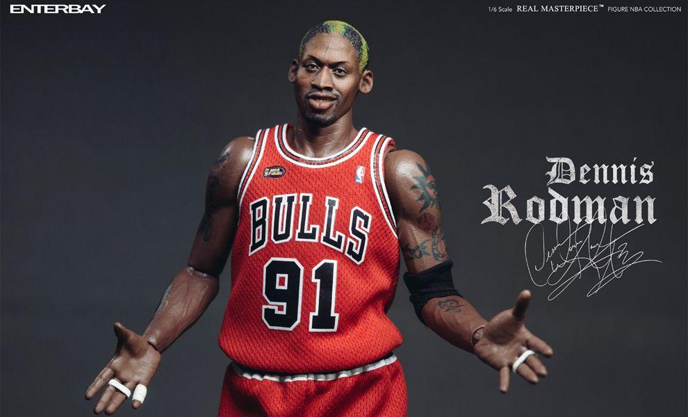 ENTERBAY RM-1059 NBA DENNIS RODMAN