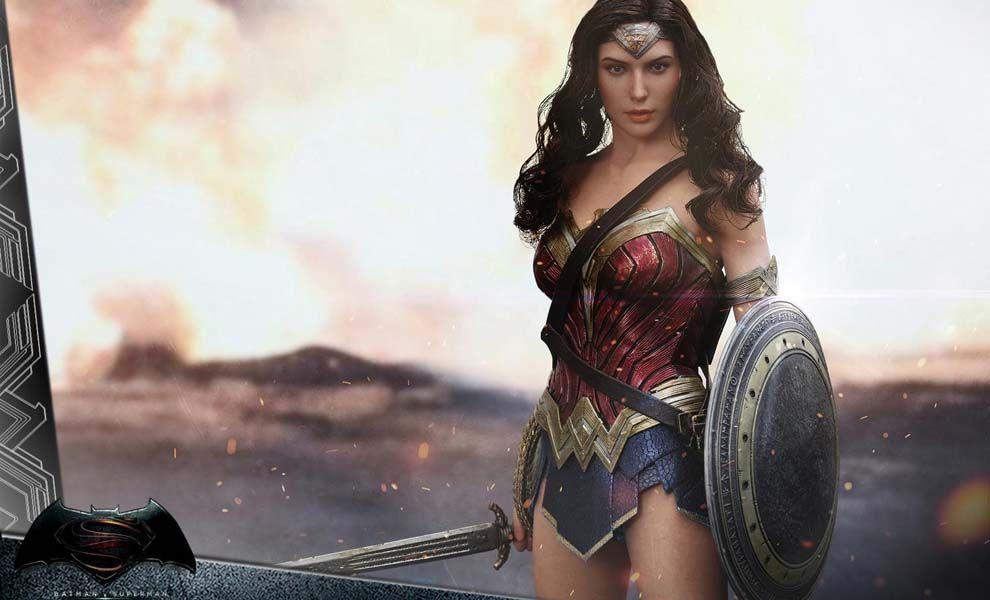 Hot Toys MMS359 Batman v Superman Dawn of Justice Wonder Woman
