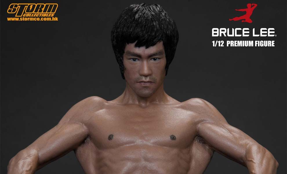 STORM COLLECTIBLES BRUCE LEE 1/12 PREMIUM FIGURE