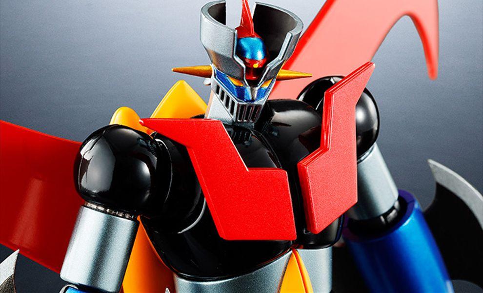 BANDAI SUPER ROBOT CHOGOKIN MAZINGER-Z IRON CUTTER EDITION