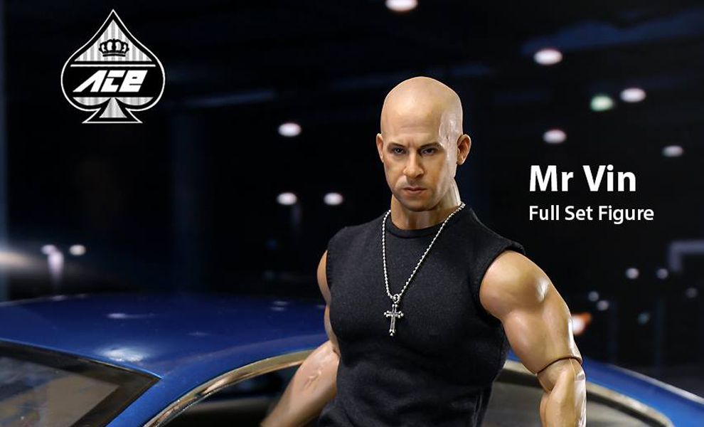 ACE TOYZ FAST & FURIOUS MR VIN DIESEL TORETTO