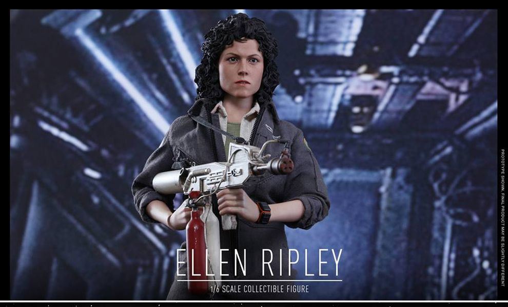 HOT TOYS MMS366 ALIEN ELLEN RIPLEY