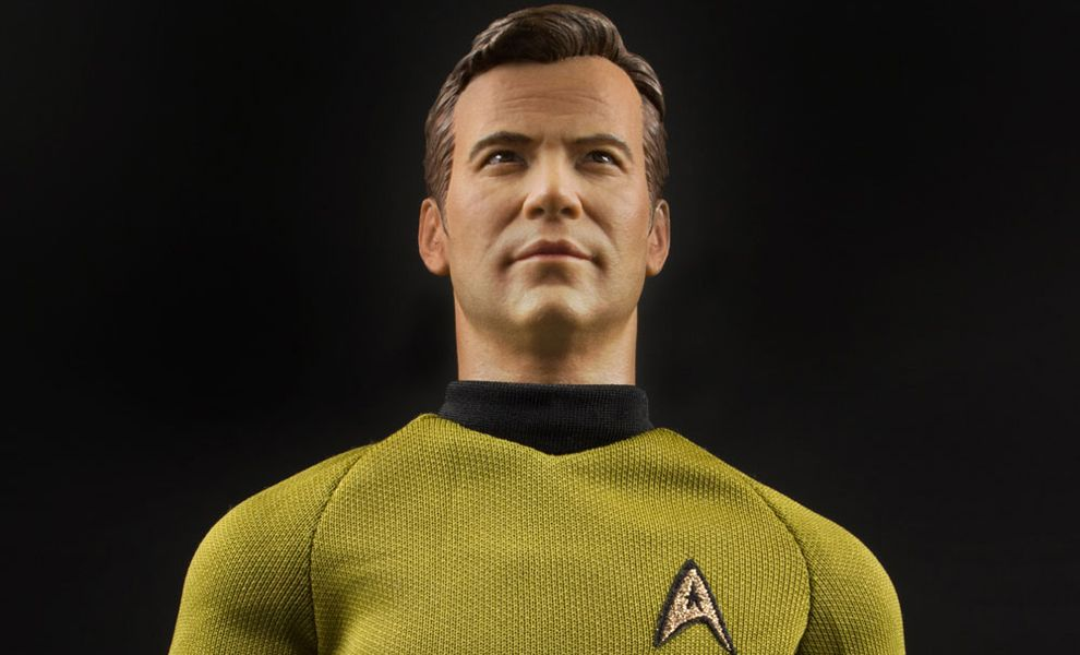 QUANTUM MECHANIX STR0071 STAR TREK CAPTAIN JAMES KIRK