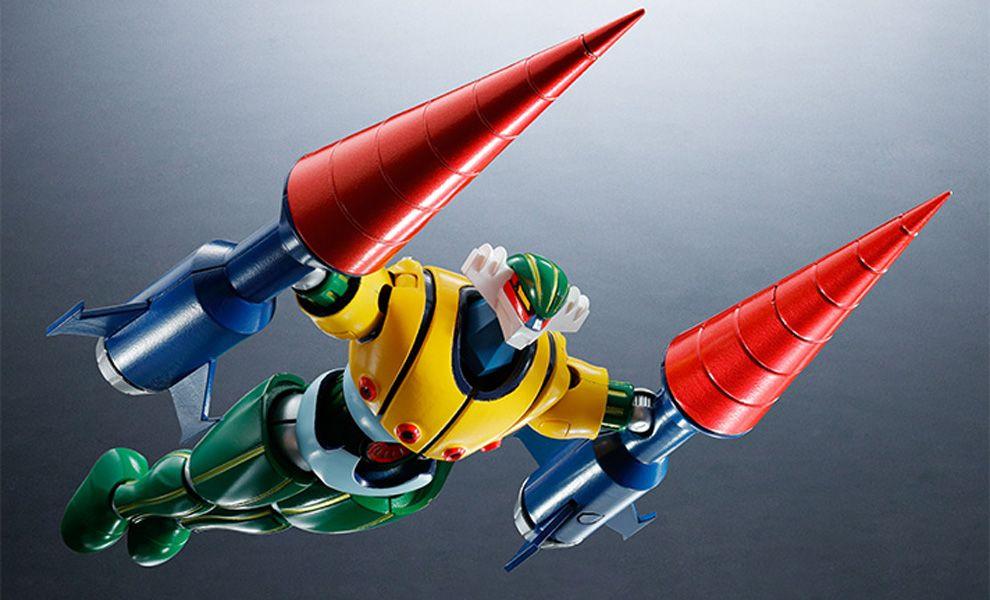 BANDAI SRC SUPER ROBOT CHOGOKIN KOTETSU JEEG