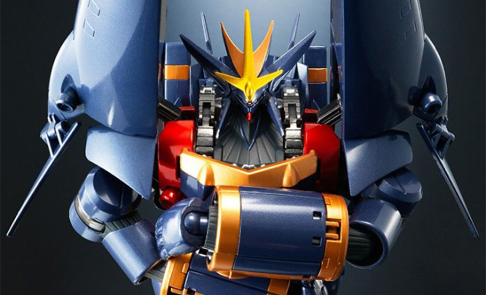 BANDAI SOUL OF CHOGOKIN GX-34R GUNBUSTER BUSTER COLOR VERSION
