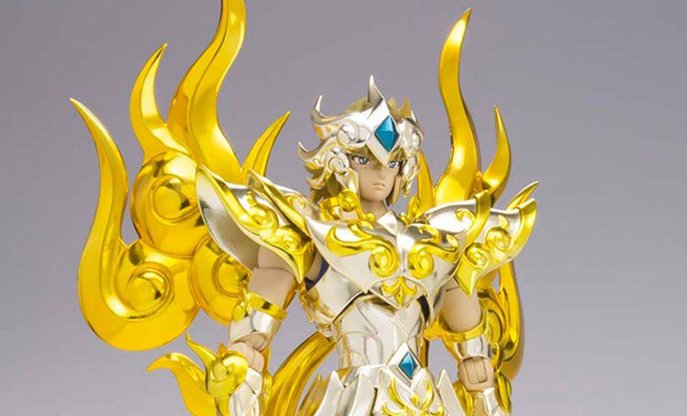 MYTH CLOTH EX SOUL OF GOLD LEO AIOLIA GOD