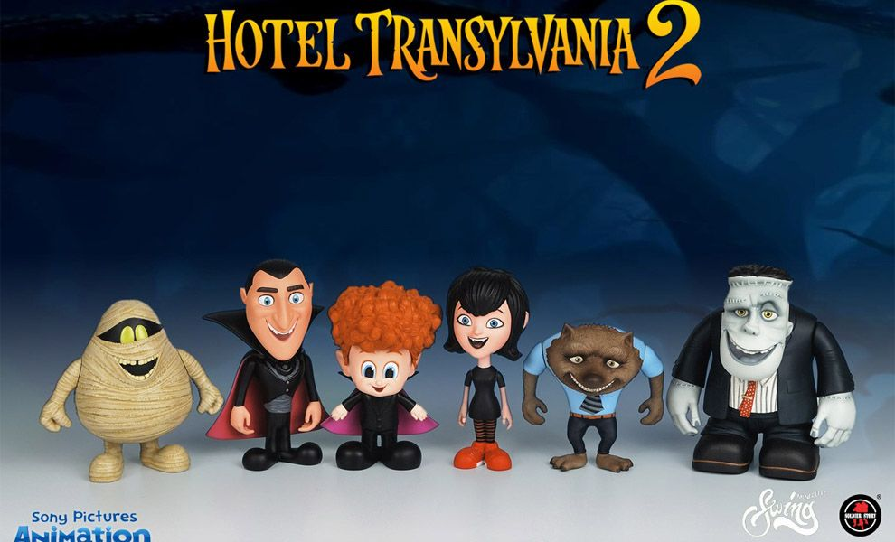 SOLDIER STORY HOTEL TRANSYLVANIA 2 MINIATURE