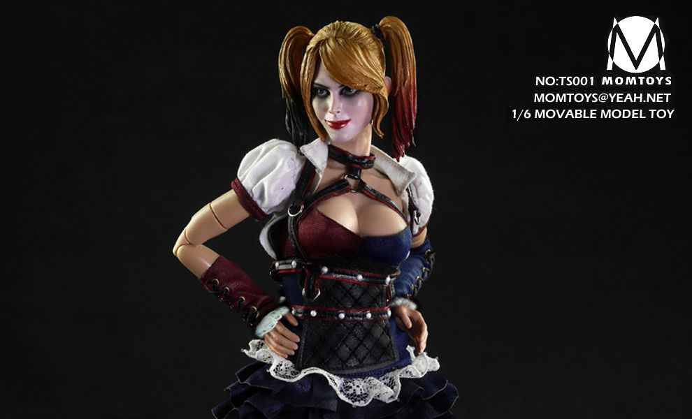 MOM TOYS TS001 SUICIDE SQUAD HARLEY QUINN