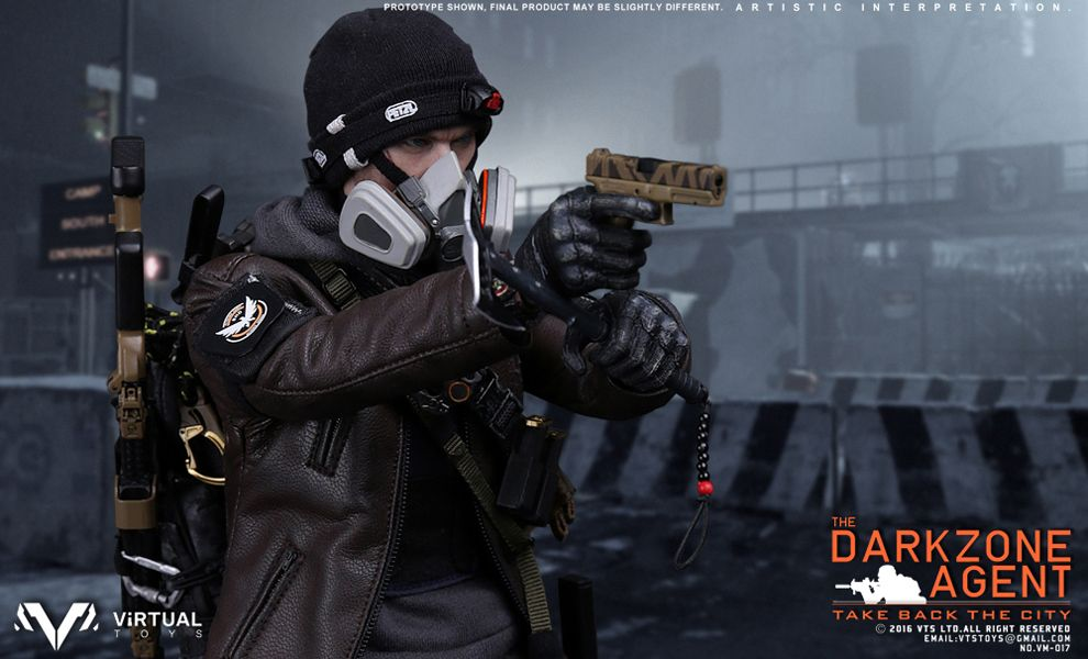 VTS VM017 THE DARKZONE AGENT TAKE BACK THE CITY Tom Clancy's The Division 1