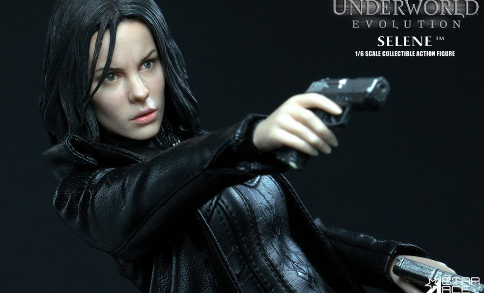 STAR ACE SA0033 UNDERWORLD EVOLUTION SELENE COLLECTIBLE ACTION FIGURE
