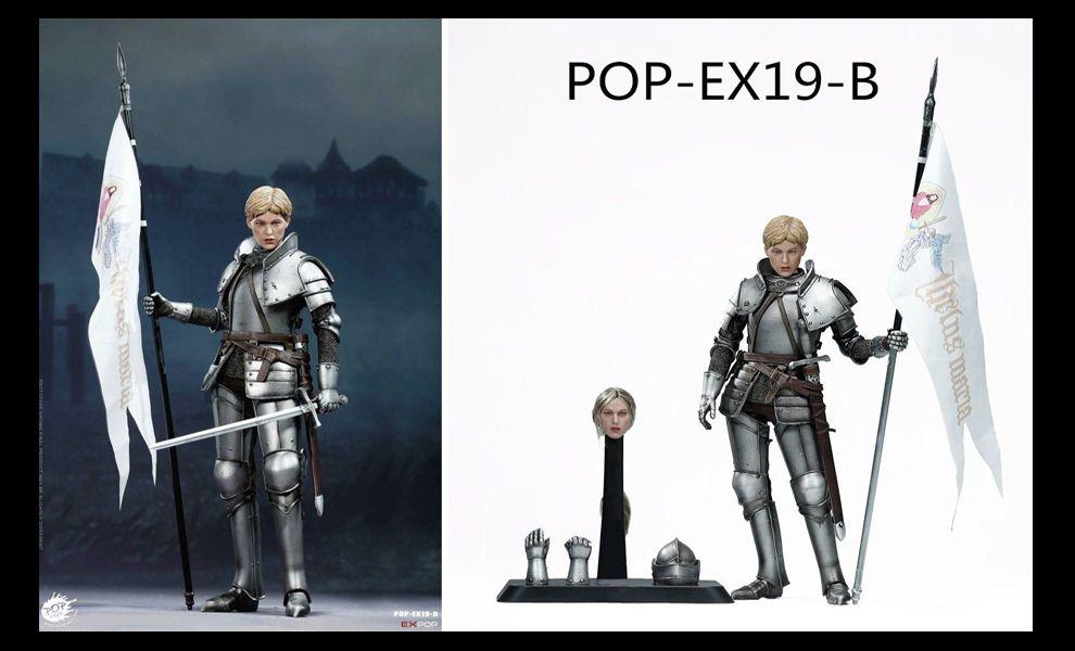 POP TOYS POP-EX19-B SAINT KNIGHT TRIUMPH VERSION