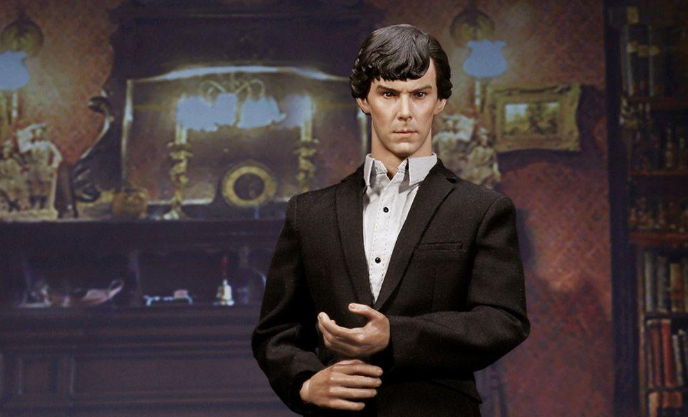 POPTOYS-1/6-EX015-British-Detective-Sherlock-3.0-Figure-Sherlock Holmes