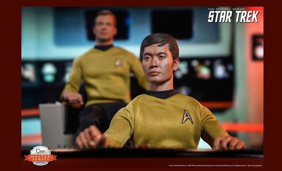 Qmx-Star-Trek-TOS-Master-Series-Hikaru-Sulu