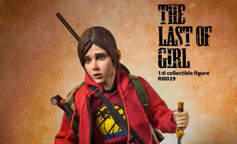 REDMAN-TOYS-RM029-THE-LAST-OF-GIRL-THE-LAST-OF-US-ELLIE