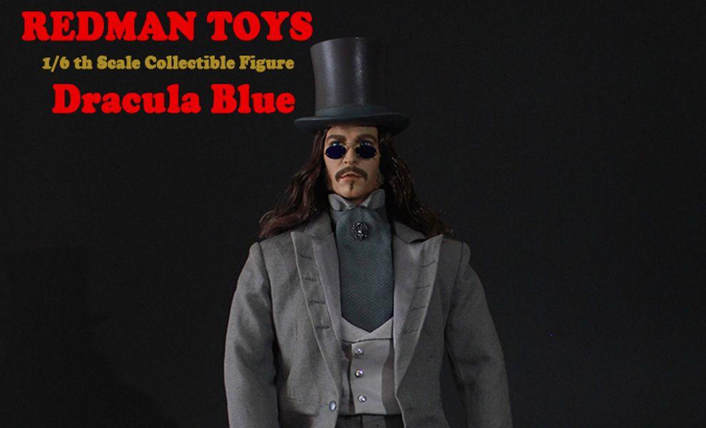 Redman Toys RM033 Dracula di Bram Stoker Dracula Blue