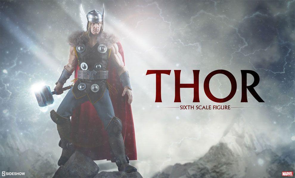 Sideshow Sixth Figure Thor