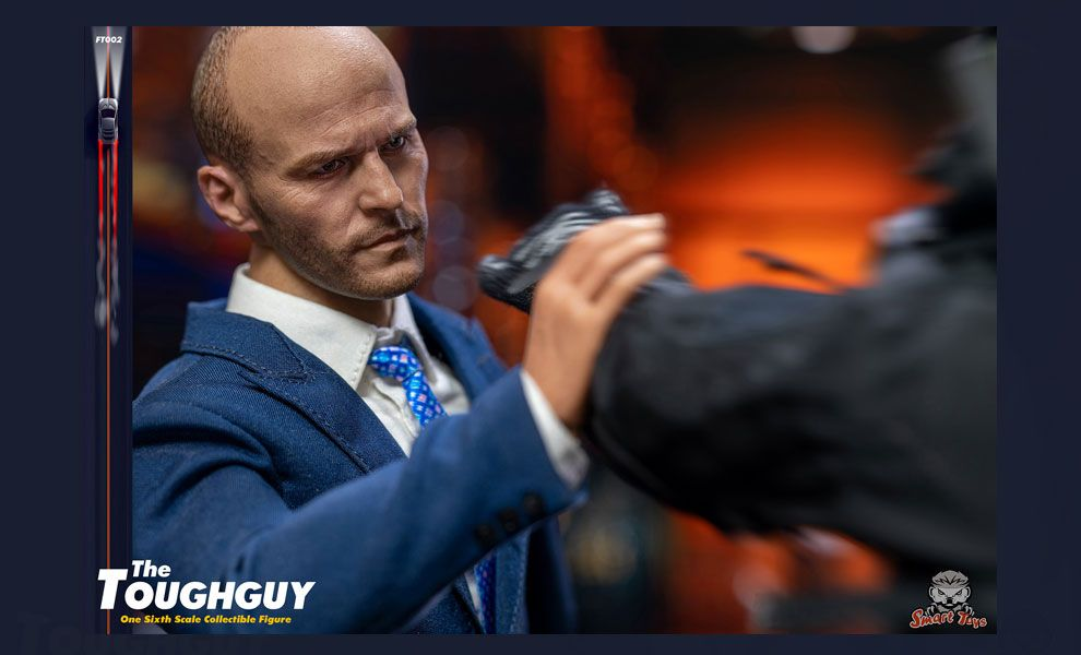 Smart Toys FT002 Tough Guy Killer jason statham The Transporter