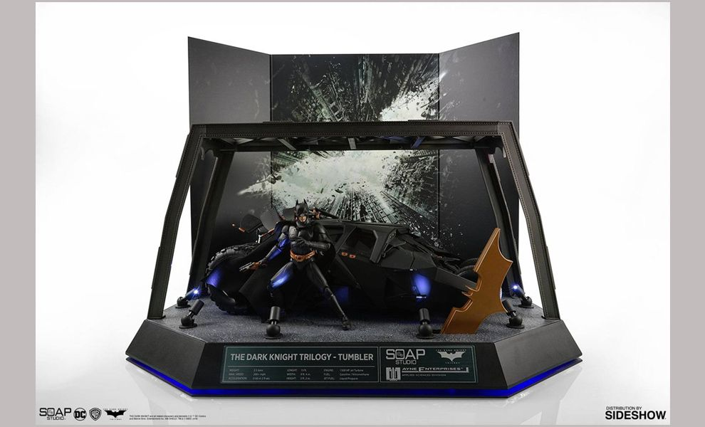 Soap-Studio-The-Dark-Knight-RC-Vehicle-Tumbler-Deluxe-Pack-1/12
