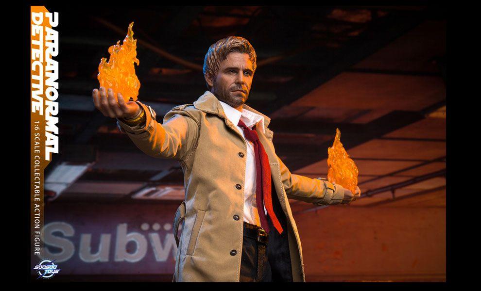 Soosootoys SST-007 Paranormal Detective Matt Ryan as John Constantine