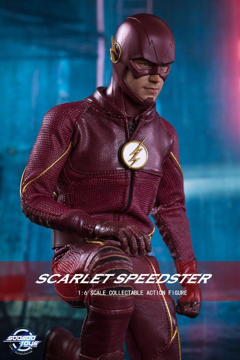 Hot Un Stock >> Scarlet Speedster SST002 | Toysheroes | ToysHeroes