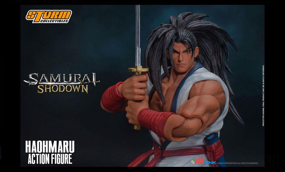 Storm Collectibles Samurai Shodown Action Figure 1/12 Haohmaru