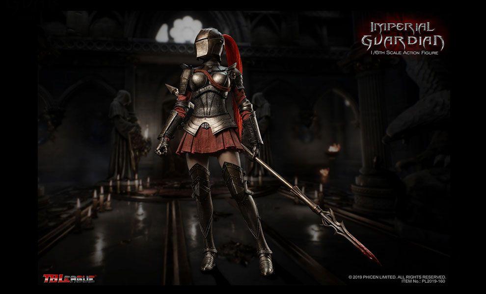 TBLeague PL2019-160 Imperial Guardian 1/6 Scale Action Figure