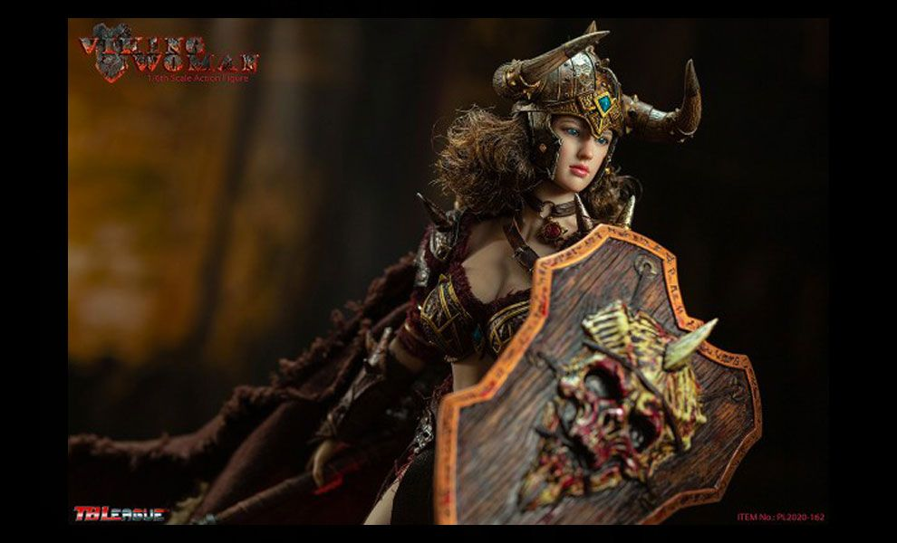TBLeague PL2020-162 Viking Woman Scale Action Figure