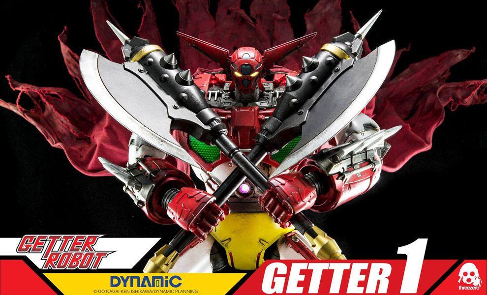 THREEZERO GETTER ROBOT GETTER 1