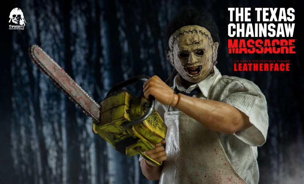 Threezero The Texas Chainsaw Massacre Leatherface