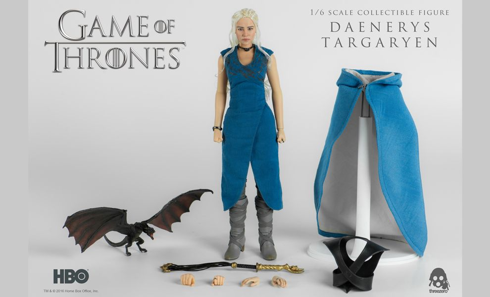 THREEZERO 3Z0018 GAME OF THRONES DAENERYS TARGARYEN