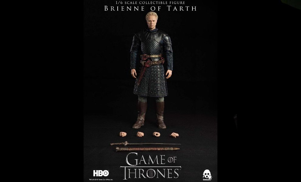 ThreeZero 3Z0056 Game of Thrones Brienne of Tarth