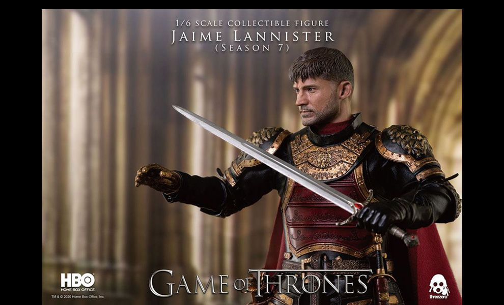 Threezero 3Z0144 Game of Thrones Jaime Lannister 4