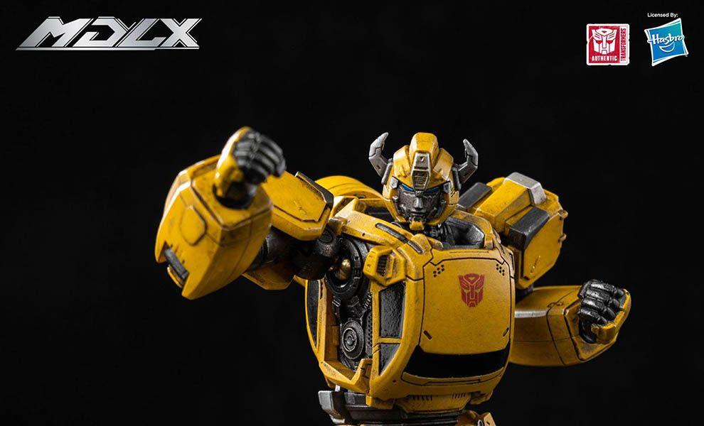 Threezero Bumblebee MDLX Transformers Action Figure Bumblebee 12 cm Banner