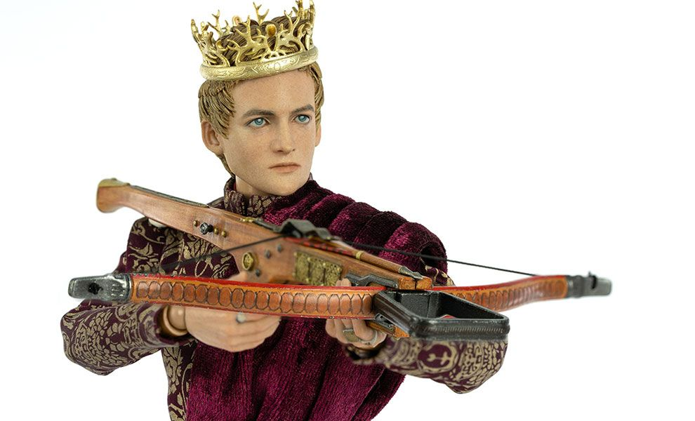 Threezero Game of Thrones King Joffrey Baratheon Standard Edition