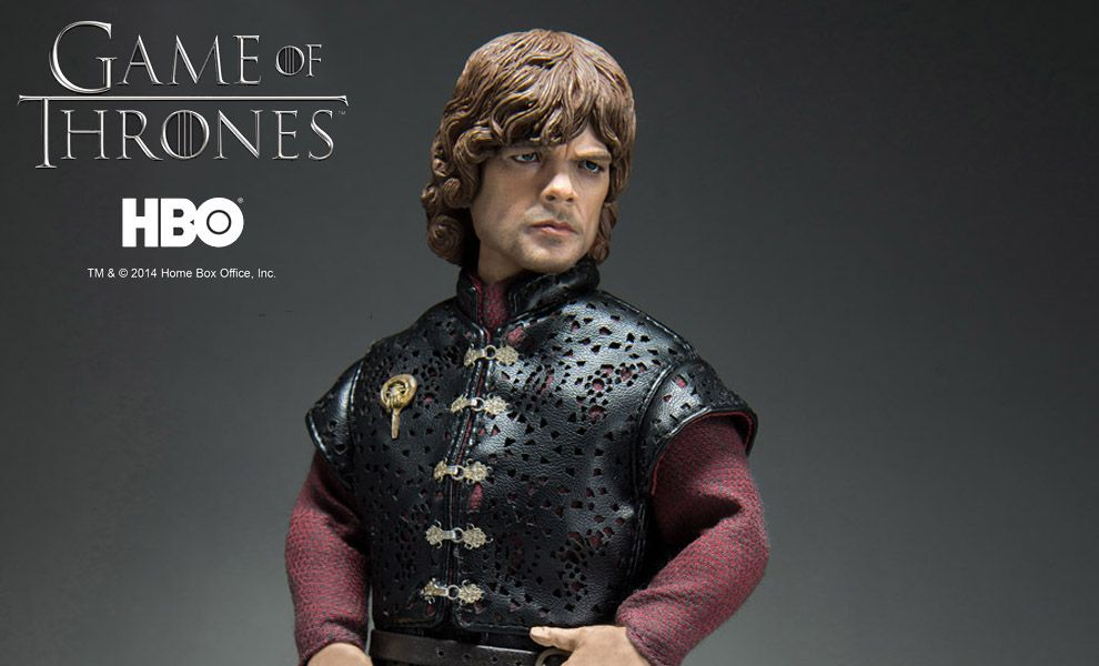 THREEZERO Z-GOT-001 GAME OF THRONES TYRION LANNISTER