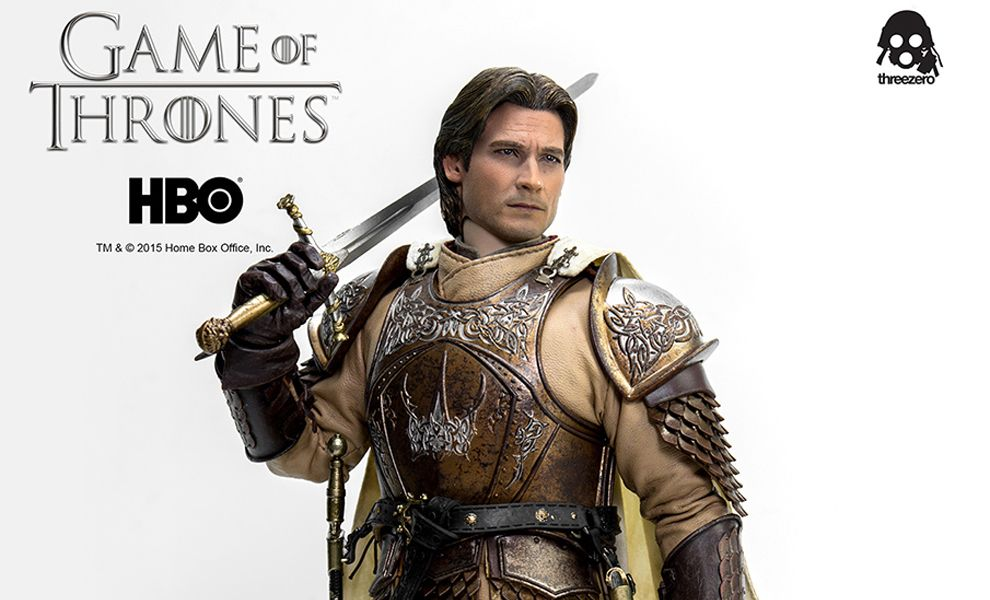 THREEZERO TZ-GOT-004 GAME OF THRONES JAIME LANNISTER