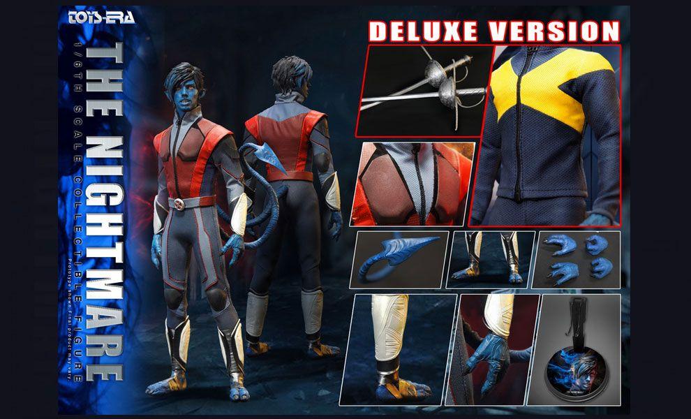TOYS ERA TE027EX X-MEN BLUE DEVIL NIGHTCRAWLER THE ULTIMATE COMBAT SUIT