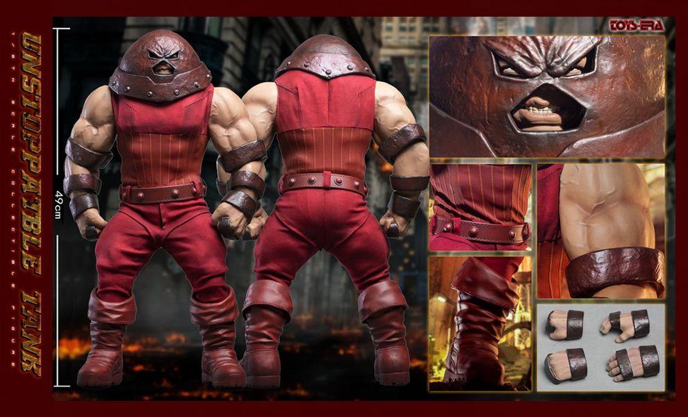 Toys Era TE035 Unstoppable TANK The Unstoppable Juggernaut X-Men Banner