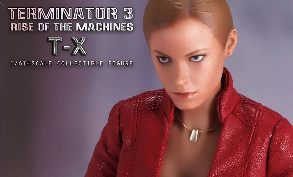 TOYS HEART FD002 TERMINATOR 3 RISE OF THE MACHINES T-X KRISTANNA LOKEN