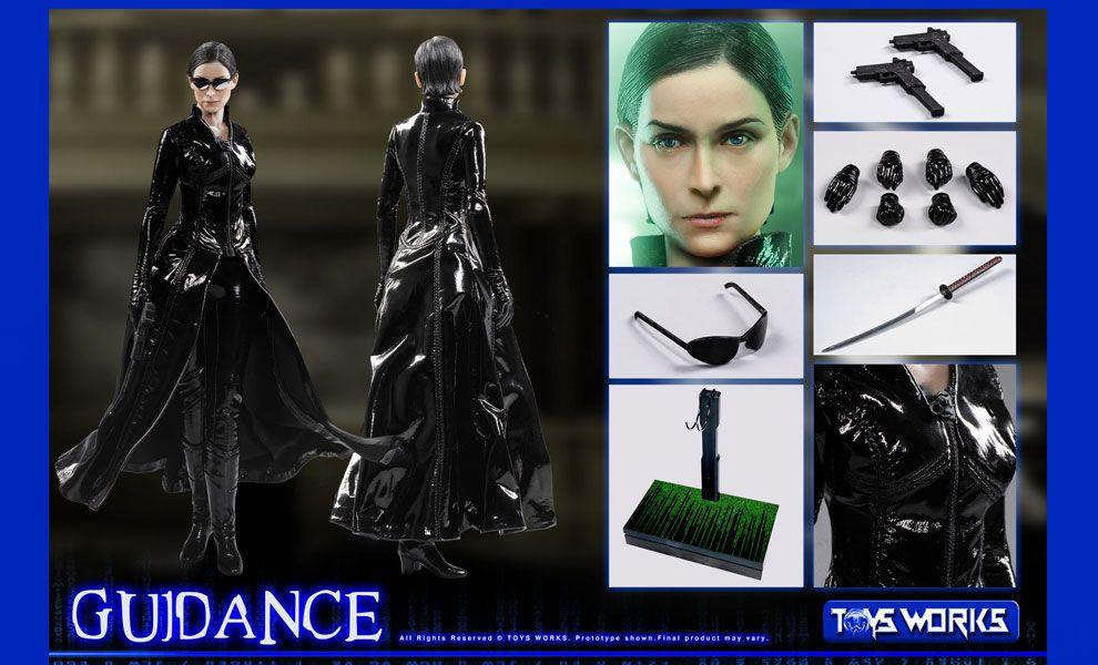 Toys Works TW012 Trinity Guidance Matrix