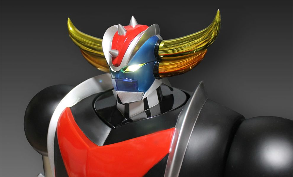 Evolution Toy Ufo Robot Goldrake Grendizer Body for Metal Action No. 04 Dizer-Shooter
