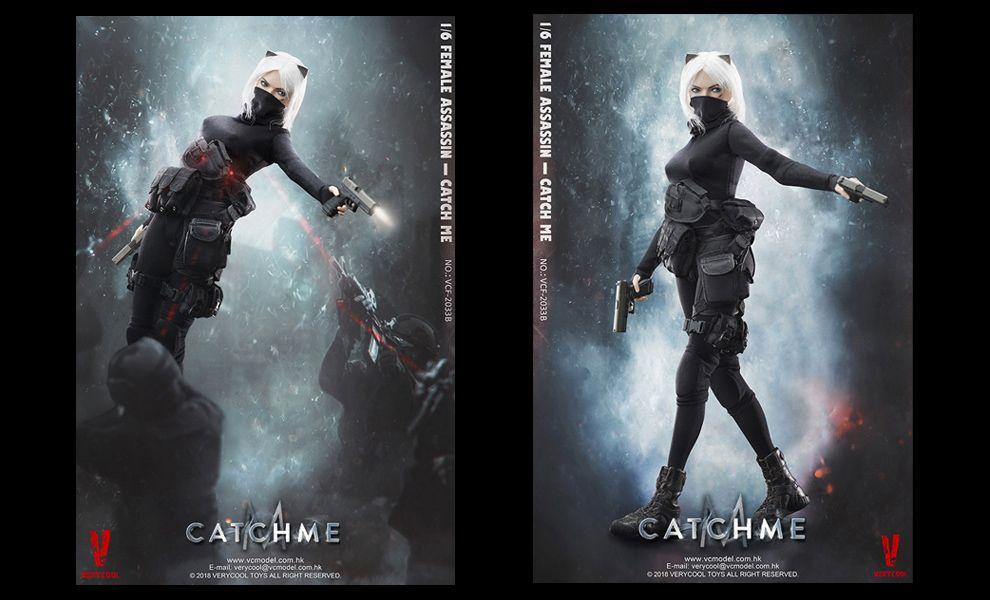 VERYCOOL-VCF2023B-CATCH-ME-FEMALE-ASSASSIN-SERIES-FIRST-BOMB