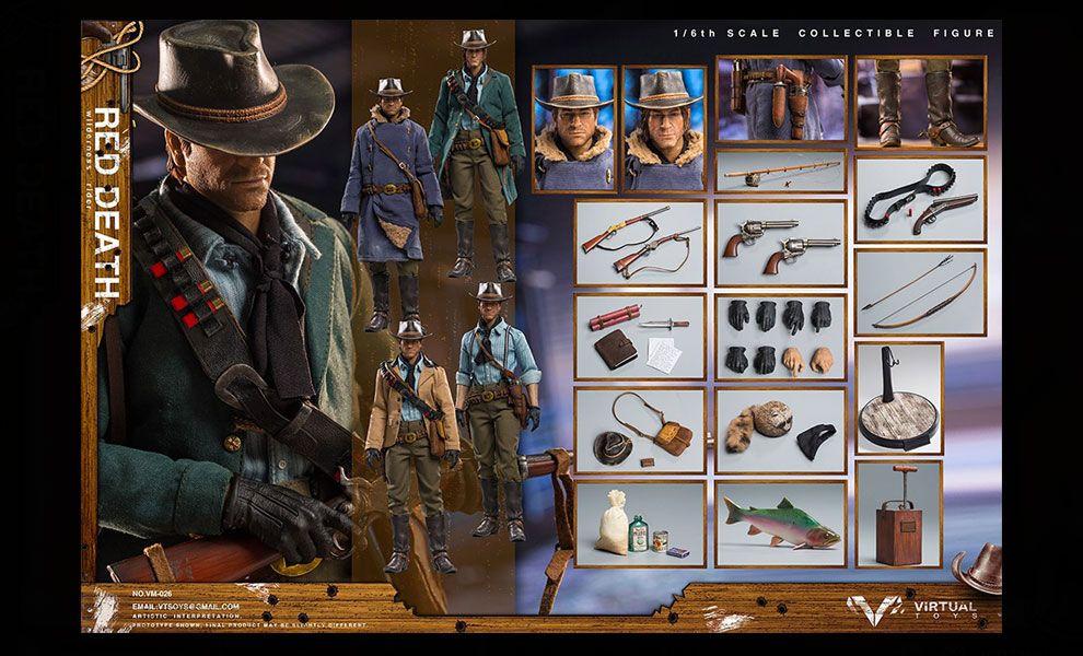VTS TOYS VM-026 wilderness rider Read Death The Gunslinger